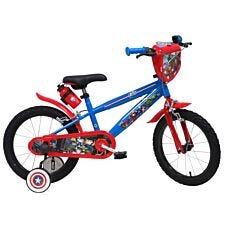 Marvel Avengers Licensed 16'' Kids Bike