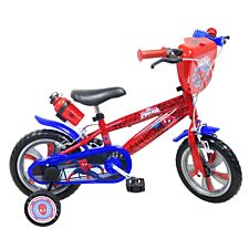 Spider-Man Licensed 12'' Kids Bike