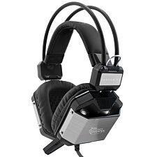 White Shark GH-1646 Jaguar Gaming Headset - Black/Silver