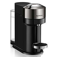 Nespresso Krups XN910C40 Vertuo Next Deluxe Coffee Machine - Chrome