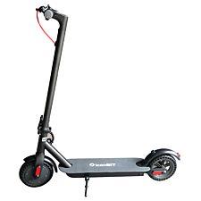 iconBIT City GT Foldable Electric 350W Motor Kick Scooter - Black
