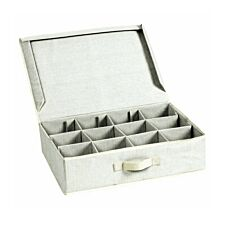 Jocca Sectional Storage Box - Beige