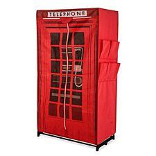 Jocca TNT Wardrobe Telephone Box Design - Red