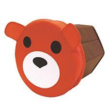 Jocca Children's Bear Storage Box - Brown