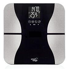 Smart Weigh Digital Body Fat and BMI Bathroom Scale