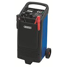 Draper 12/24V 300A Battery Starter/Charger on Wheels