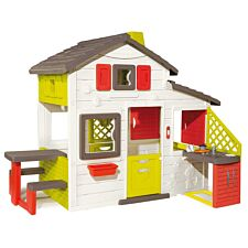 Smoby Large Activity Play House