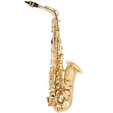 Odyssey Debut Eb Alto Sax Outfit with Case