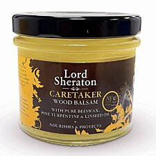 Lord Sheraton Caretaker Wood Balsam - 125ml