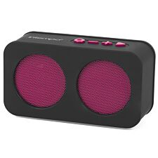 Intempo EE4835BRYTES Harmony Bluetooth 3 W Speaker - Berry