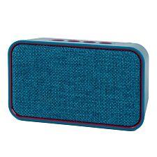 Intempo EE3851TEATES Encore Bluetooth Fabric 6 W Speaker - Turquoise