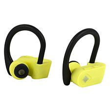Intempo EE3888YELBLKSTKEUAIR Active TWS 10 Wireless Bluetooth Earphones - Yellow/Black