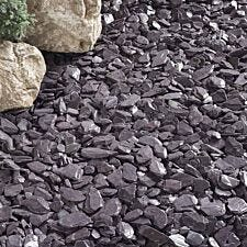 Kelkay Plum Slate 40mm Stone 750kg Bulk Bag