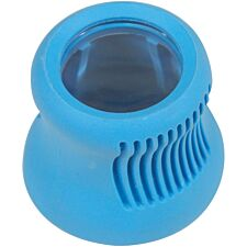 Aidapt Pill Bottle Opener With Magnifier - Blue