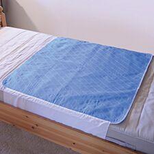 Aidapt Washable Bed Pad - Blue & White