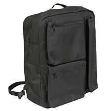 Aidapt Deluxe Lined Scooter Crutch Bag - Black