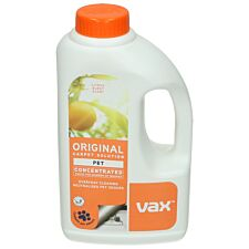 Vax Original Pet Concentrated Carpet Washing Solution 1L