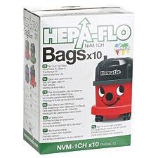 Numatic Henry Hepa-Flo Filter Bags - Pack of 10