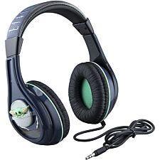 eKids Mandalorian The Child Grogu Youth Headphones