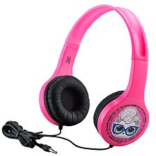 eKids LOL Surprise Kid Friendly Volume Headphones