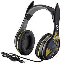 eKids Batman Youth Headphones