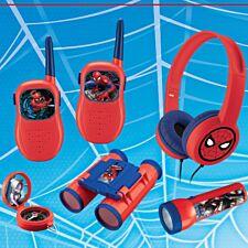 eKids Spider-man Survival Kit Bundle Gift Set