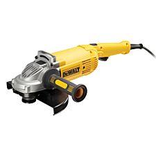 Dewalt DWE492K Angle Grinder 230mm in Kitbox 2200W 240V - Black & Yellow