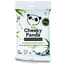 The Cheeky Panda Handy Wipes