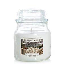 Yankee Candle Home Inspiration Medium Jar - Jasmine & Cashmere