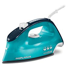 Morphy Richards Breeze Easy Store Steam Iron 2400W - Blue