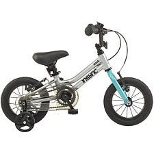 "DeNovo Wave 12"" Wheel Unisex Mountain Bike - Silver"