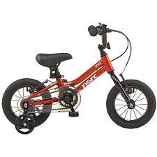 "DeNovo Nova 12"" Wheel Unisex Mountain Bike - Red"