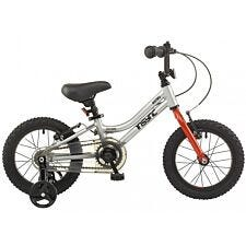 "DeNovo Astro 14"" Wheel Unisex Mountain Bike - Silver"