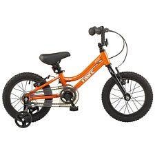 """DeNovo Apogee 14"""" Wheel Unisex Mountain Bike - Orange"""