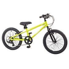 "DeNovo Transit 18"" Wheel Unisex Mountain Bike - Green"