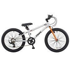 "DeNovo Sputnik 20"" Wheel Unisex Mountain Bike - Silver"