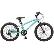"DeNovo Solar 20"" Wheel Unisex Mountain Bike - Aqua"