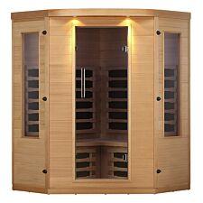 Canadian Spa Aspen 4 Person FAR Infrared Home Sauna