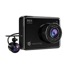 Navitel R9 Dual Front & Rear Dash Cam 1080p + GPS - Black