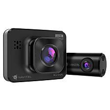 Navitel RC2 Dual Front & Rear Dash Cam 1080P- Black