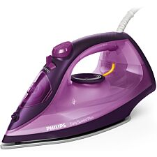 Philips GC2148/39 Easy Speed Plus 2400W Steam Iron - Purple
