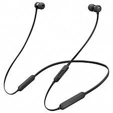 Beats X In-Ear Wireless Bluetooth Headphones with Neckband - Black