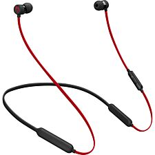 Beats X In-Ear Wireless Bluetooth Headphones with Neck-band - Black/Red