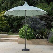 Garden Must Haves Carrousel 2.7m Parasol - Green