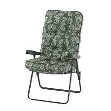 Glendale Deluxe Aspen Leaf Recliner Chair - Green