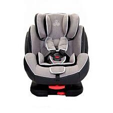 Ickle Bubba Solar Car Seat & Isofix Base - Light Grey