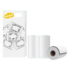 Creacam 3 Rolls of Paper Pack - 84 rolls per print