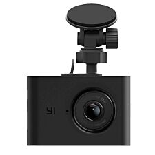 Yi Technology Nightscape Capacitor Smart Dash Camera with 1080p Night Vision - Black