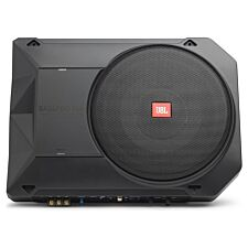 """JBL BassPro SL2 - Self-Powered, 8"""" (200mm) Low-Profile Underseat Vehicle Subwoofer System"""