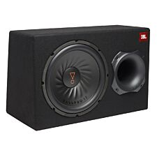 """JBL BassPro 12 - 12"""" (300mm) Car Audio Powered Subwoofer System with Slipstream Port Technology"""